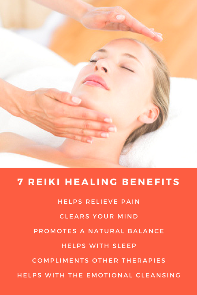 7 reiki benefits