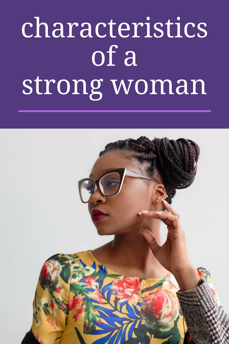 How to Become a Strong Woman